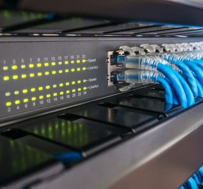 Top switching performance at a low price: an overview of the Juniper EX3400 range