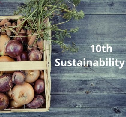 10th Sustainability Day ­- we were there