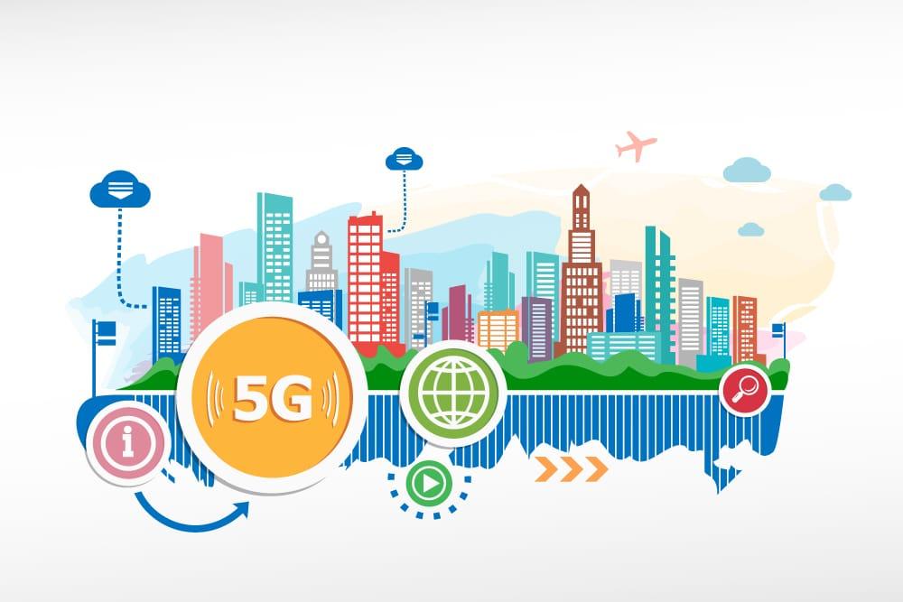 No 5G mobile network without fibre-optics