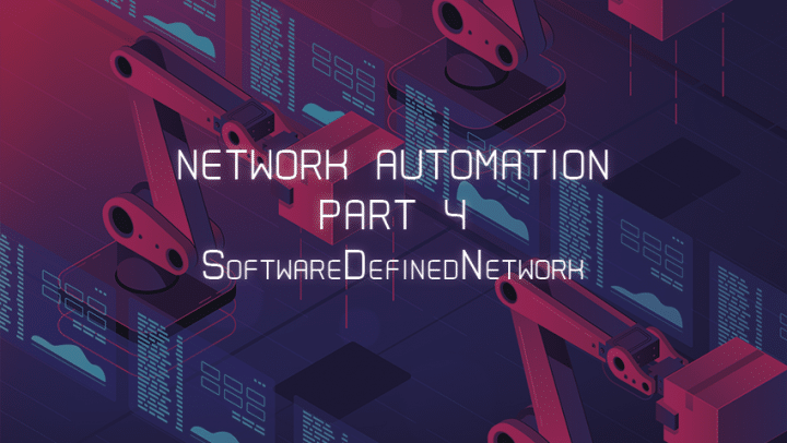 SDN – top class network automation