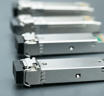 Optical transceivers: links in the network