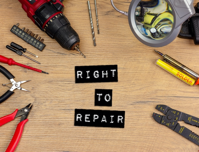 The Right to Repair is Coming