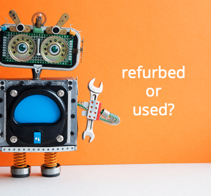 What's the difference between refurbed and used?