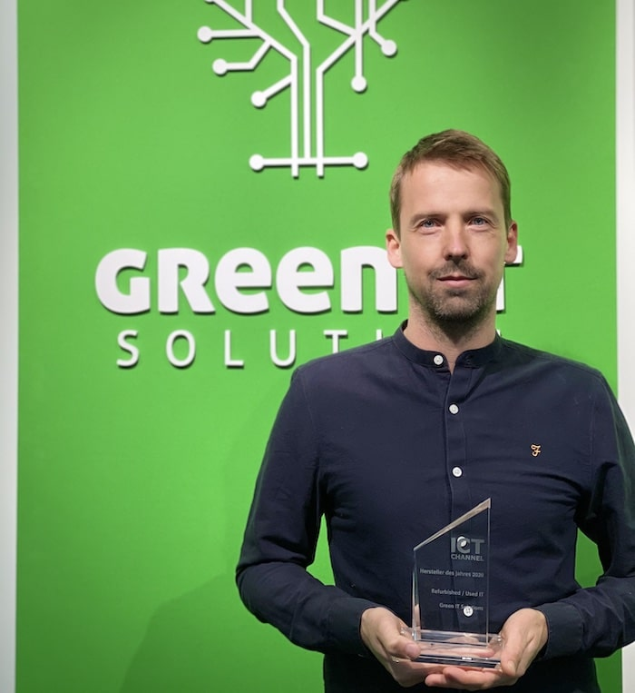 Green IT Solution is ICT Channel Manufacturer of the Year