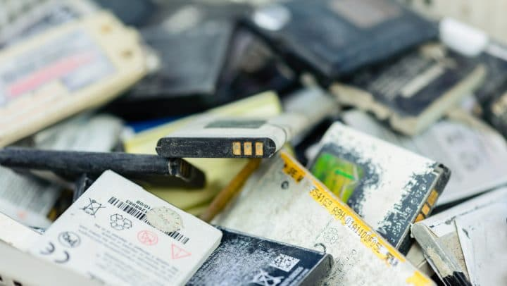 Recycling Lithium-Ion Batteries